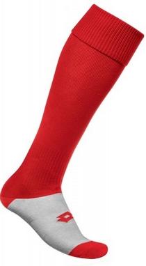 Гетры футбольные Lotto TRNG Sock Long S3778 Flame