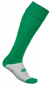 Гетры футбольные Lotto TRNG Sock Long S3782 Green Grass