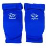 Налокотники для тайского бокса ThaiProfessional EB1 синие (1 шт) - фото 2