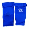 Налокотники для тайского бокса ThaiProfessional EB1 синие (1 шт) - фото 4