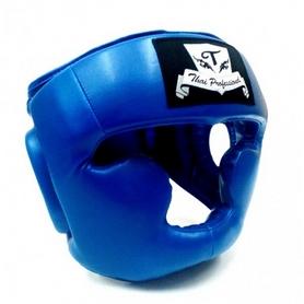 Шлем тренировочный Thai Professional HG3L синий - M