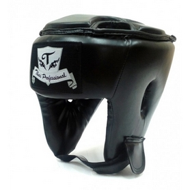 Шлем боксерский Thai Professional HG2T черный