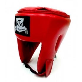 Шлем боксерский Thai Professional HG2T красный