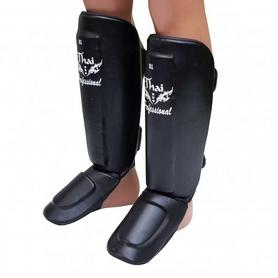 Защита ног (голень+стопа) Thai Professional SG3 черные - XL
