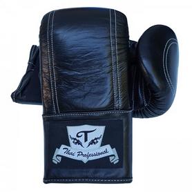 Перчатки снарядные Thai Professional BG6 TPBG6-BK черные