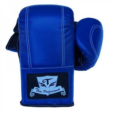Перчатки снарядные Thai Professional BGA6 TPBGA6-BL синие