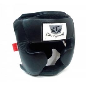 Фото 1 к товару Шлем тренировочный Thai Professional HG1L черный