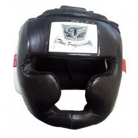 Фото 2 к товару Шлем тренировочный Thai Professional HG1L черный