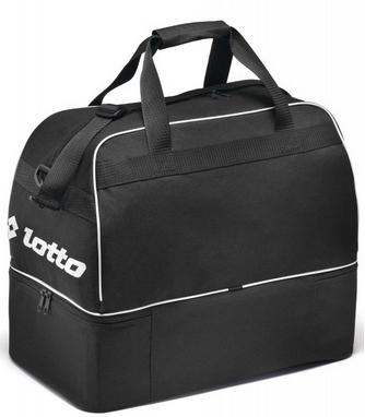 Сумка Lotto Bag Soccer Omega JR Q8598 Black/White
