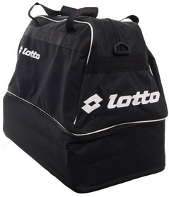 Фото 2 к товару Сумка Lotto Bag Soccer Omega JR Q8598 Black/White