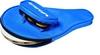 Чехол для одной ракетки Butterfly Pro-Case овальный синий BPC-1-O-Bl - фото 2