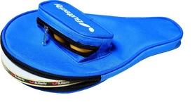 Фото 2 к товару Чехол для одной ракетки Butterfly Pro-Case овальный синий BPC-1-O-Bl