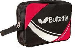 Чехол для двух ракеток Butterfly Cassio II красный BC-2-2-R
