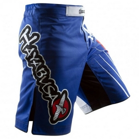 Фото 2 к товару Шорты для MMA Hayabusa Replika Chikara Blue