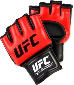 Перчатки для ММА UFC MGUF2 Red