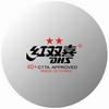 Набор мячей для настольного тенниса DHS 2* 40+ ITTF (10 шт., белые) - фото 1