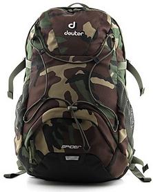 Рюкзак городской Deuter Spider 24 л camouflage