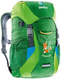 Рюкзак детский Deuter Waldfuchs 10 л emerald-kiwi