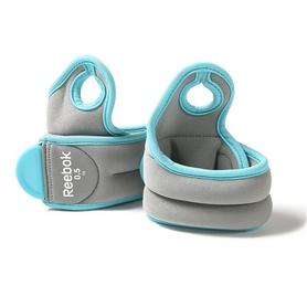 Утяжелители для рук Reebok 2 шт по 0.5 кг голубые