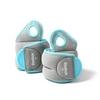 Утяжелители-манжеты Reebok 2 шт по 1,5 кг голубые - фото 1