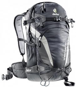 Рюкзак спортивный Deuter Freerider 26 л black-anthracite