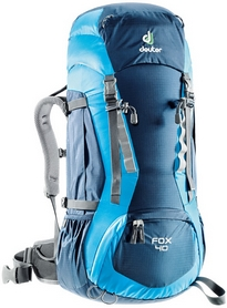 Рюкзак туристический Deuter Fox 40 л midnight-turquoise