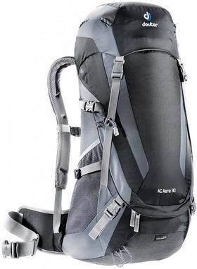 Рюкзак туристический Deuter Ac Aera 30 л black-titan