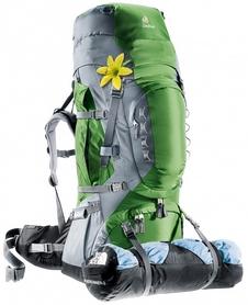 Фото 2 к товару Рюкзак туристический Deuter Aircontact Pro 65+15 л SL emerald-titan