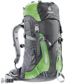 Рюкзак детский туристический Deuter Climber 22 л anthracite-spring