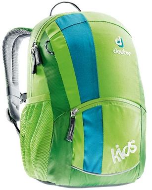 Рюкзак детский Deuter Kids 12 л green