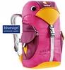 Рюкзак детский Deuter Kikki 6 л magenta-blackberry - фото 1