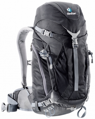 Рюкзак туристический Deuter Act Trail 20 л SL black