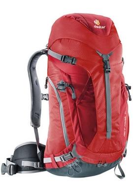 Рюкзак туристический Deuter Act Trail 24 л fire-cranberry