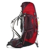 Рюкзак туристический Deuter Aircontact 60+10 л cranberry-stone - фото 1