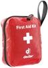 Аптечка туристическая Deuter First Aid Kit S fire - фото 1
