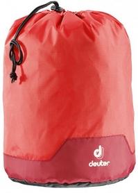 Распродажа*! Мешок компрессионный Deuter Pack Sack L 11 л fire-cranberry