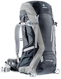 Рюкзак туристический Deuter Futura PRO 34 л SL black-silver