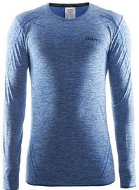 Распродажа*! Термофутболка мужская с длинным рукавом Craft Active Comfort RN sweden blue - S