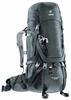 Рюкзак туристический Deuter Aircontact 45+10 л granite-black - фото 1