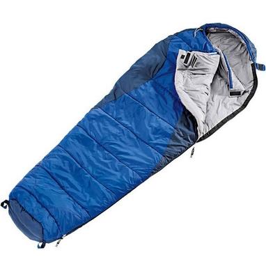 Мешок спальный (спальник) Deuter Dream Lite 300 cobalt-midnight правый