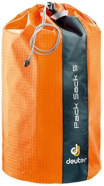 Мешок-чехол Deuter Pack Sack 5 л mandarine