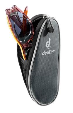 Чехол для очков Deuter Sunglasses pouch granite black