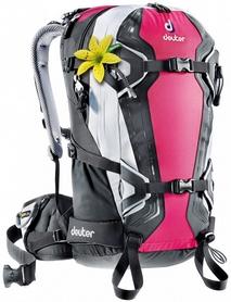 Рюкзак туристический Deuter Freerider Pro 28 л SL magenta-white