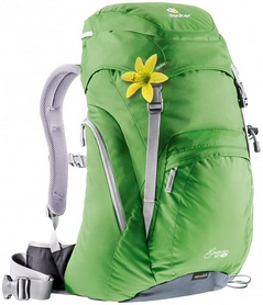 Фото 1 к товару Рюкзак туристический Deuter Groden 30 л SL emerald