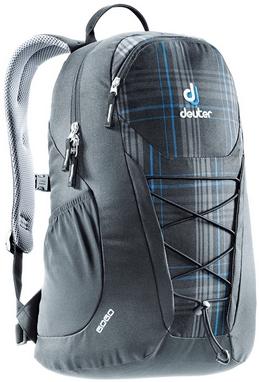 Рюкзак городской Deuter Gogo 25 л blueline check без поясного ремня