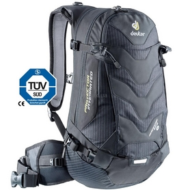 Рюкзак туристический Deuter Descentor EXP 18 SL black pinstripe