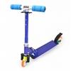 Самокат двухколесный Maraton Scooter 55 синий - фото 1