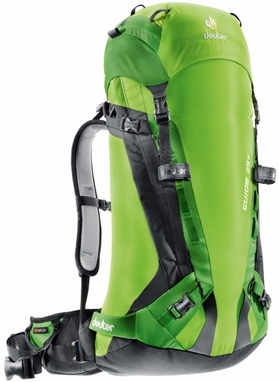 Рюкзак туристический Deuter Guide 35+ л kiwi-emerald