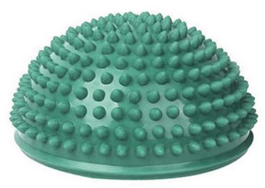 Полусфера массажная Pro Supra Balance Kit зеленая