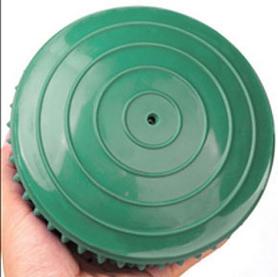 Фото 2 к товару Полусфера массажная Pro Supra Balance Kit зеленая